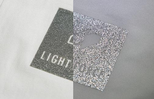 GLITTER REFLECTION TYPE